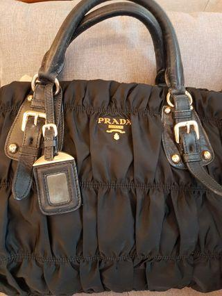 Prada handbag authentic