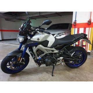 售 2014年 YAMAHA MT09 ABS