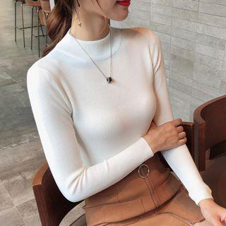 Claire Knitted Long Sleeve Sweater