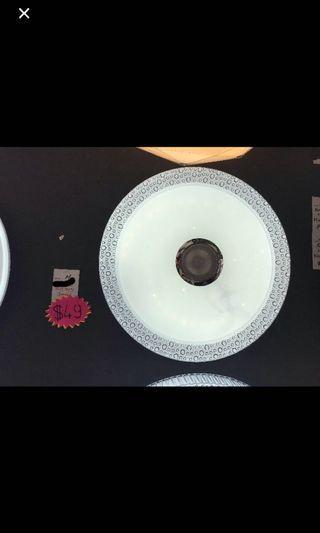 24watts RGB Led Light With Bluetooth speaker