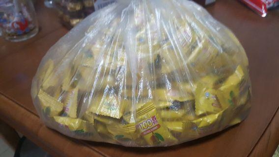 芒果軟糖(足2斤)