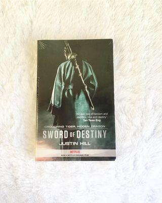Sword of Destiny - Justin Hill