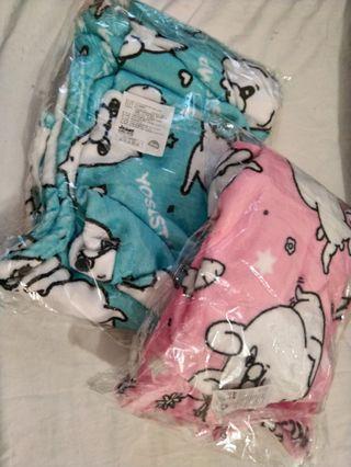 🚚 兔兔毛毯
