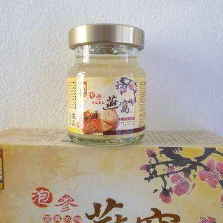 Lee Yu Brand Bird's Nest With Ginseng, White Fungus & Rock Sugar (70ml)