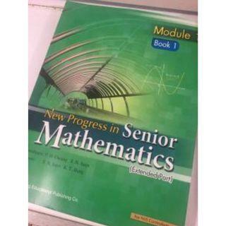 Senior Mathematics Module1 Book1