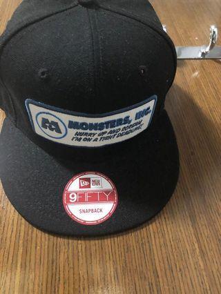 🚚 Authentic New Era Monsters Inc Snapback