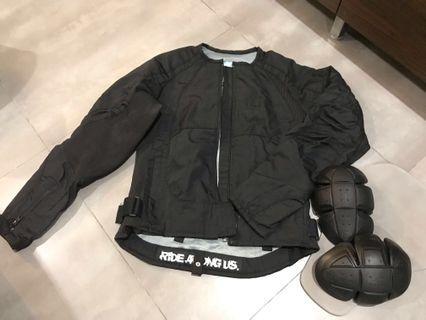 Women's ICON Mesh Riding Jacket XS