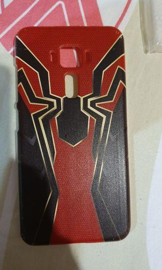 Zenfone 3 ze520 Spiderman casing