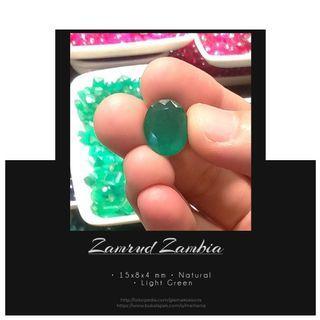 Batu Permata Zamrud Zambia