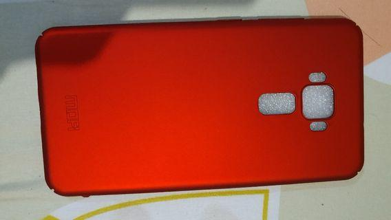 Zenfone 3 ze552kl red casing