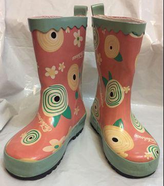 小朋友shoes used size 24