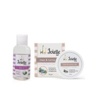 Trial Set / Travel Set / Baby Oil / Baby Chest & Tummy / Bloated /Hair Treatment