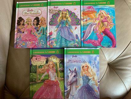 Barbies story book