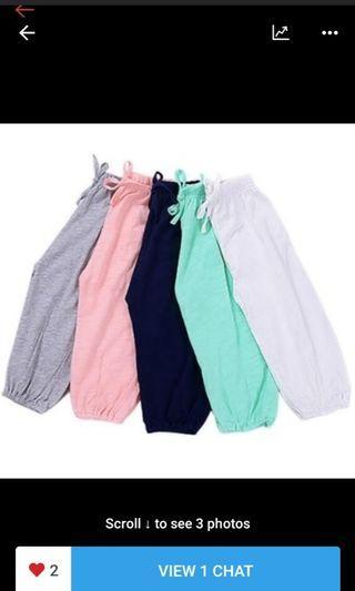 🚚 Harem pants/sports pants