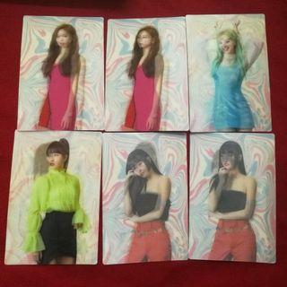 Twice Fancy You Lenticular