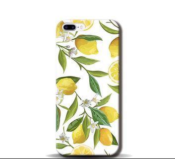 iPhone XR Case 小清新文青檸檬手機殼