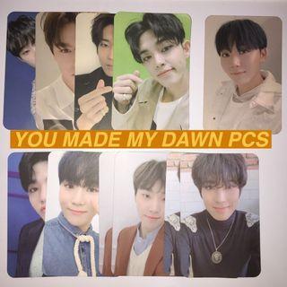 [wtt/wts] you made my dawn pcs