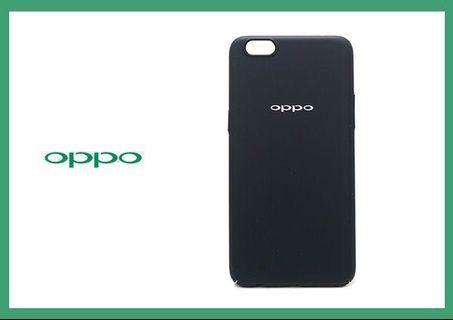 🚚 OPPO R9s Plus 原廠保護殼(黑色)