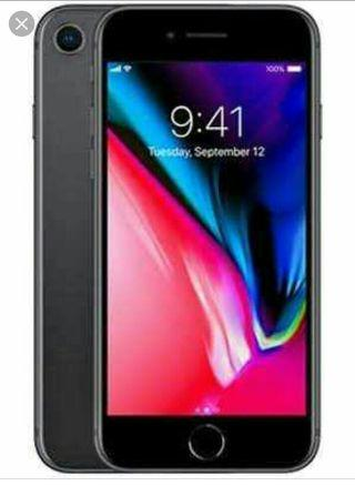 I phone 8+ 256gb grey
