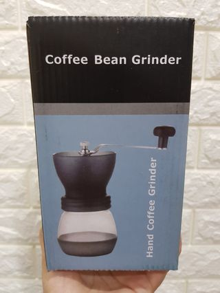 手搖磨豆機現貨出清!Cofree Bean Grinder