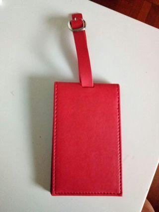 Cardholder/leather