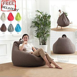 Bean bag/Small sofa for home use/Washable/Type A