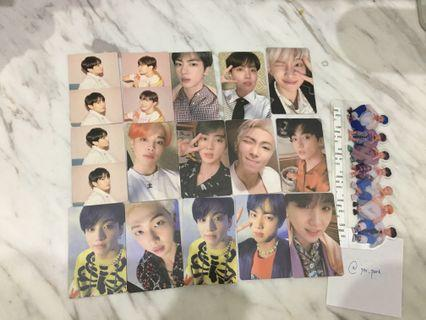 Bts persona photocard