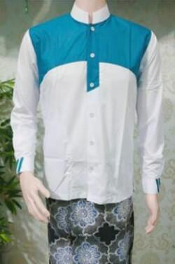 Pakaian muslim pria/koko