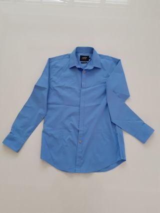 [WORN ONCE] Men Long Sleeve Shirt (Size 15.5)