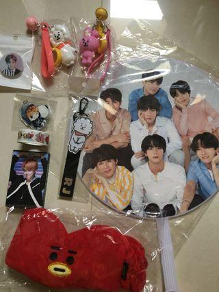 WTS BTS INSTOCKS [DISCOUNTED]!!