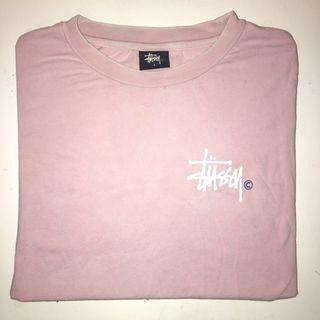 Stussy Pastel Pink Top