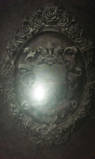 CD DVD BLACKPINK ( Kill This Love )