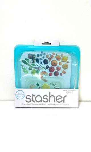 [NEW] Stasher Reusable Silicone Food Bag