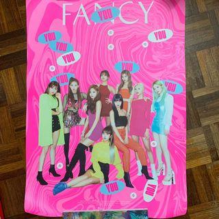 [WTS] TWICE FANCY YOU VER A POSTER