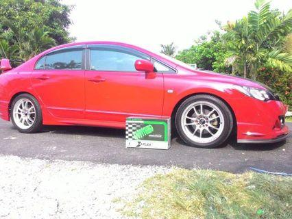 Honda Civic Fd 4flex Sport Spring