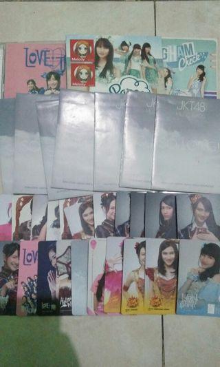 CD, DVD, Foto JKT48