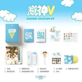 [ sharing ] wayv summer vacation kit