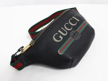 Gucci Print Beltbag (Preorder)