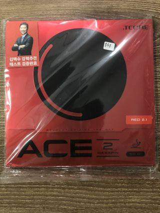 .TCORE Ace 2 Table Tennis Rubber