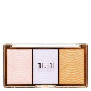 Milani Stellar Lights Highlighter Palette in Holographic Beams