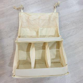 🚚 Baby cot organiser [trade wet wipes]