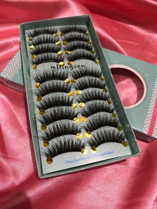 Bulu mata palsu / false eyelashes