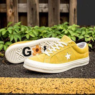 🚚 Converse One Star x Golf le Fleur Yellow