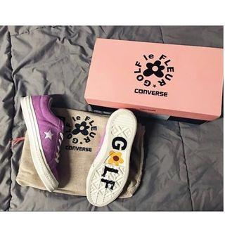 Converse One Star x Golf le Fleur Lilac Purple