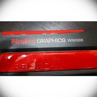 AMD FirePro W8000 Professional Graphic Card