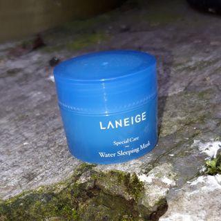 Laneige Water Sleeping Mask 15ml BLUE