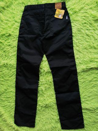 Studio D'Artisan Canvas Black Jeans New With Tag