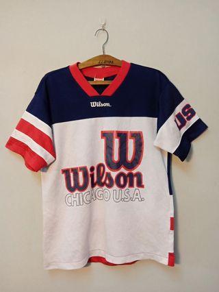 Vintage Wilson jersey