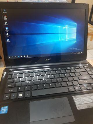 Laptop acer e 1-432