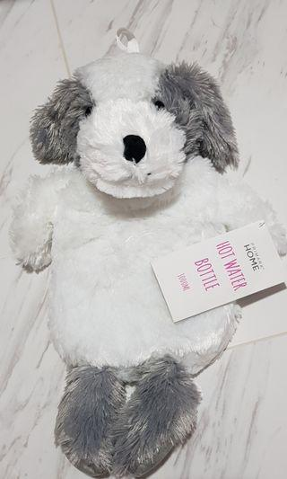 (INSTOCK) Primark Hot Water Bottle - Dog